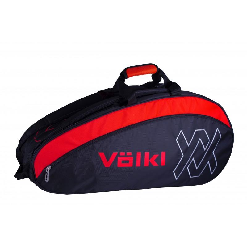 6360d4015fc2e Volkl Team Combi Bag Black Lava - Torba tenisowa