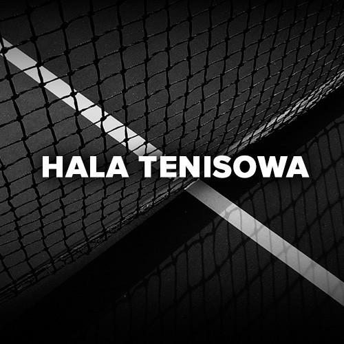Hala Tenisowa Artur Hinzinger